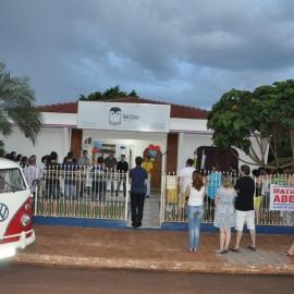 A escola de idiomas inaugurou às 20 horas no dia 29 de janeiro de 2016 a mais nova unidade de atendimento, agora na cidade de Marechal Cândido Rondon!